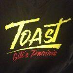 Toast Food Cart